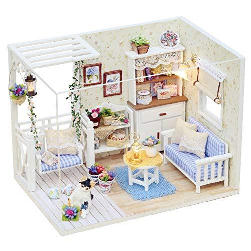 casa bambole in miniatura